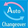 Autochangeover - Klimatizácie FUJITSU